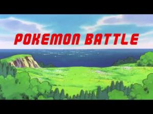 Pokemon battle ringtone